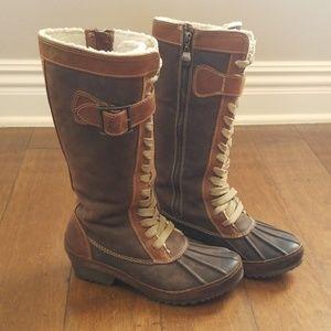 Sorel Conquest waterproof boot